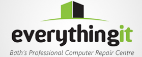 Everything IT Logo - Laptop & PC Repairs Bath